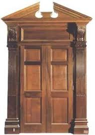 Exterior Door Pediment And Pilasters by Moulding Options For Windows U0026 Doors Arcadia Sash And Door