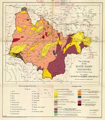 Map Of Tanzania The Soil Maps Of Africa Display Maps