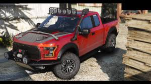 Ranger Svt Raptor 2017 Ford Raptor Add On Tuning Hq Gta5 Mods Com