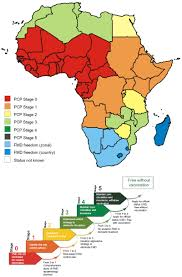 Map Of Countries In Africa by Full Text Challenges And Prospects For The Control Of Foot And