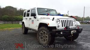 white jeep 2016 2016 jeep wrangler rough and ready for trail riding automotive