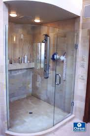 Frameless Shower Doors Okc Custom Frameless Shower Doors Nj Cost Door Designs Montours Info