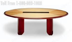 small round conference table wood veneer conference tables large oversized office furniture