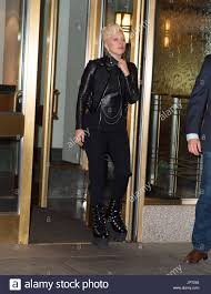 style motorcycle boots lady gaga lady gaga shows her biker style in leather motorcycle