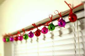 diy decorated garlands happy holidays