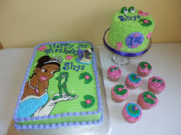 Disney Recipes For Princess Birthday Cake Ideas Fitfru Style Princess And The Frog Sheets