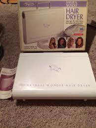 dazey hair dryer natural wonder vintage dazey natural wonder hair dryer what s it worth