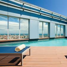 best family friendly hotels in barcelona travel leisure