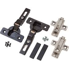 Door Hinges Inset Pocket Flipper Door Hinge Kit Cabinet And Furniture Hinges