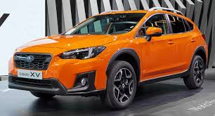 grey subaru crosstrek 2017 2018 subaru xv new looks better dynamics safety