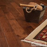 prefinished solid hickory scraped hardwood flooring at cheap