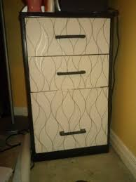 contact paper file cabinet snazzing up the filing cabinet via hand