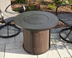 tropitone fire pit table reviews articles with waltz propane fire pit table reviews tag tropitone