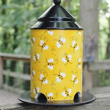 Bee Garden Decor Star Wars Custom Bird Feeder By Bfg From Birdfeederguy On Etsy