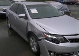 2013 toyota camry se silver export salvage 2013 toyota camry se silver on black