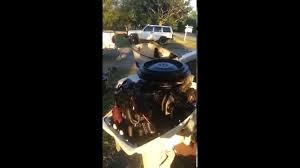 28hp johnson outboard motor youtube