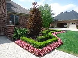 front yard landscape design ideas landscape curb appeal