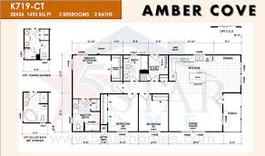 100 karsten homes floor plans manufactured homes home 30x40