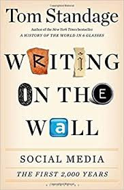 Wall Writing Amazon Com Writing On The Wall Social Media The First 2 000