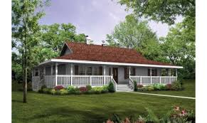 the 21 best one story home plans with porches home plans