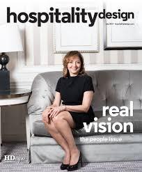 hospitality design media kit