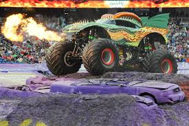 monster truck show metlife stadium lucas oil crusader oops ouch pinterest crusaders