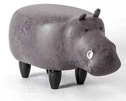 Hippo Ottoman Hippo Ottoman And Storage Suitable For Livingroom Improfav
