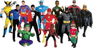 Halloween Costumes Superheros Super Hero Kids Super Hero Costumes