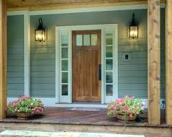 Solid Oak Exterior Doors Solid Wood Exterior Doors Custom Modern Solid Wood Entry Doors
