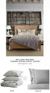 ballard designs ticking stripe duvet cover copy cat chic daybed ballard designs ticking stripe duvet cover copy cat chic daybed bedding 1ballard copycatchic look for ticking