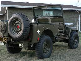willys jeep lifted cj 3a archives jeep willys world