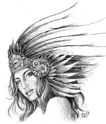 aztec mythology 20 gods and goddesses u2013 printable coloring pages