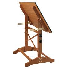 Wood Drafting Table Alvin Pavillon Drafting Table Walmart