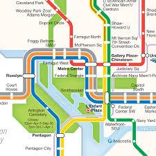 washington subway map project washington dc metro diagram redesign cameron booth