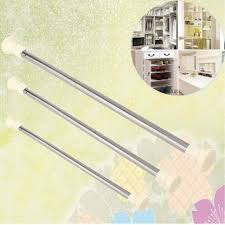 Spring Tension Curtain Rods Best Shower Curtain Rod Products On Wanelo