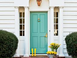 picking a front door color what u0027s the best color for your front door southern living