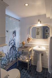 eclectic bathroom design ideas 10 blue eclectic bathroom design