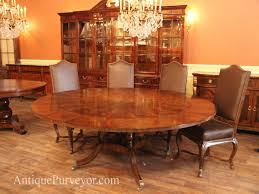 Round Pedestal Dining Room Table Amazing Expandable Round Dining Table Plans Home Design By John