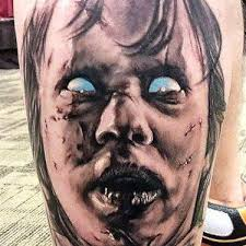 75 creepy tattoo that will make you scream