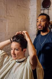 forced female haircuts on men womens barber shop haircuts