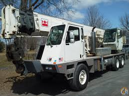 30 ton terex t230 hydraulic truck crane crane for sale in stamford