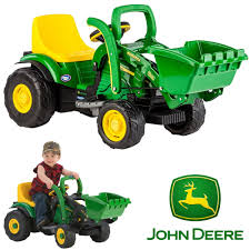 toddler ride on car john deere electric tractor trike battery 6v ride on toddler kids