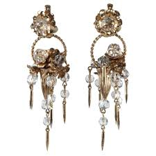 Costume Chandelier Earrings Top Costume Jewelry Chandelier Earrings Ideas Home Lighting