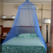 Lace Bed Canopy Blue Dome Jacquard Palace Lace Bed Canopy Mosquito Net Tmart
