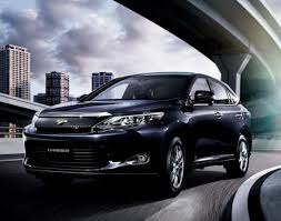 lexus rx 350 price in japan 2014 toyota harrier officially unveiled in japan freshness mag
