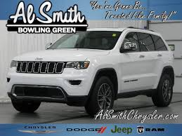 jeep green jeep grand cherokee in bowling green oh al smith chrysler dodge