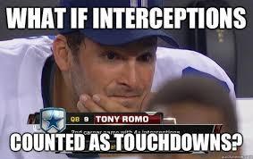 Memes Dallas Cowboys - tony romo