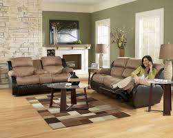 Presley Reclining Sofa by Presley Two Tone Sofa Living Room And Loveseat