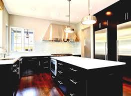 kitchen modern kitchen with black appliances best small kitchen