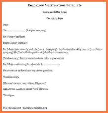 6 employment and salary verification letter sample sales slip